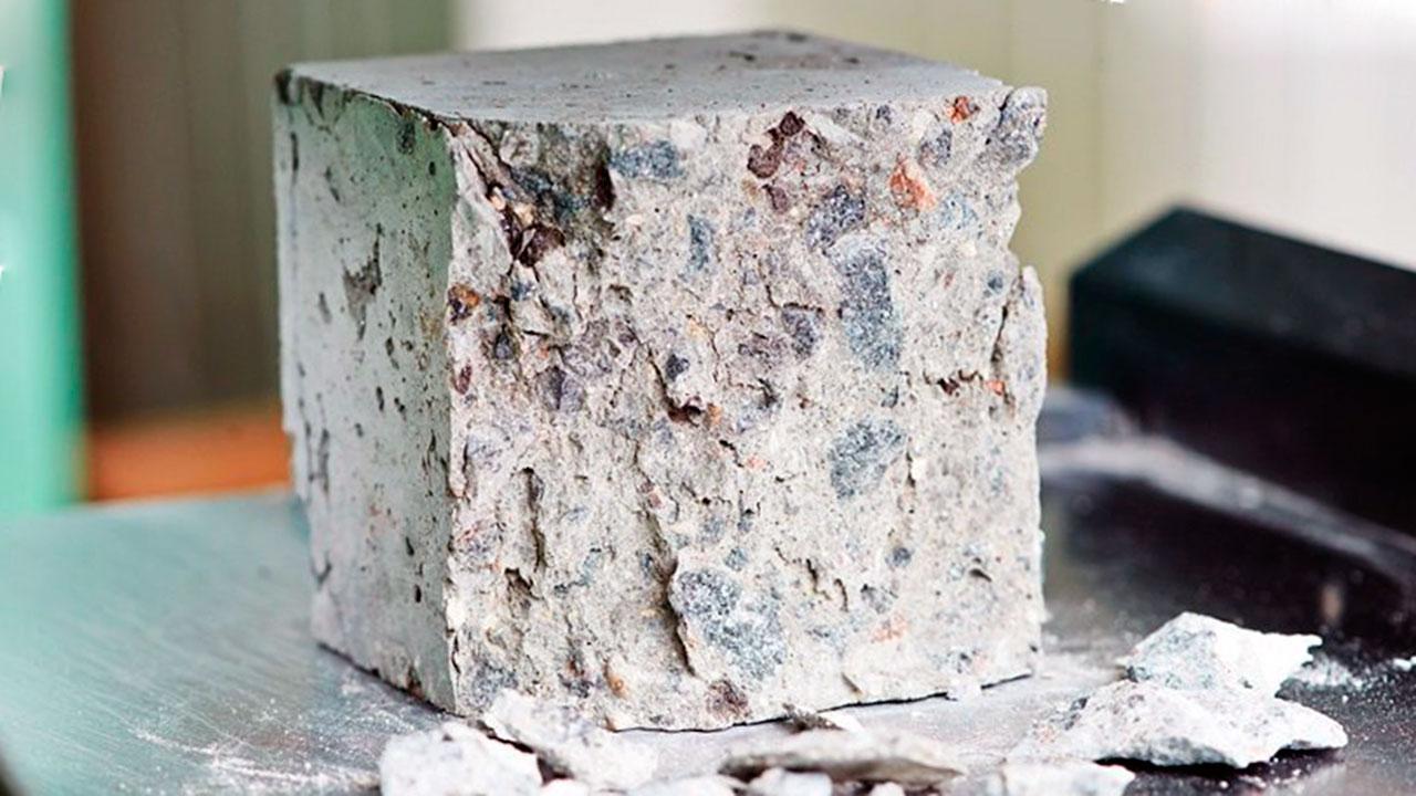 Испытание кубиков бетона пила сабельная по бетону купить