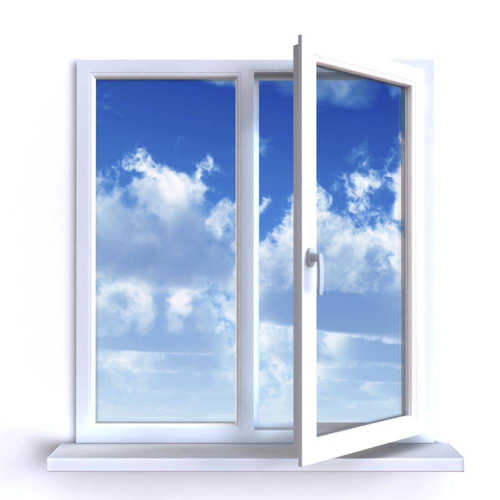 Окно, которое поглощает звук