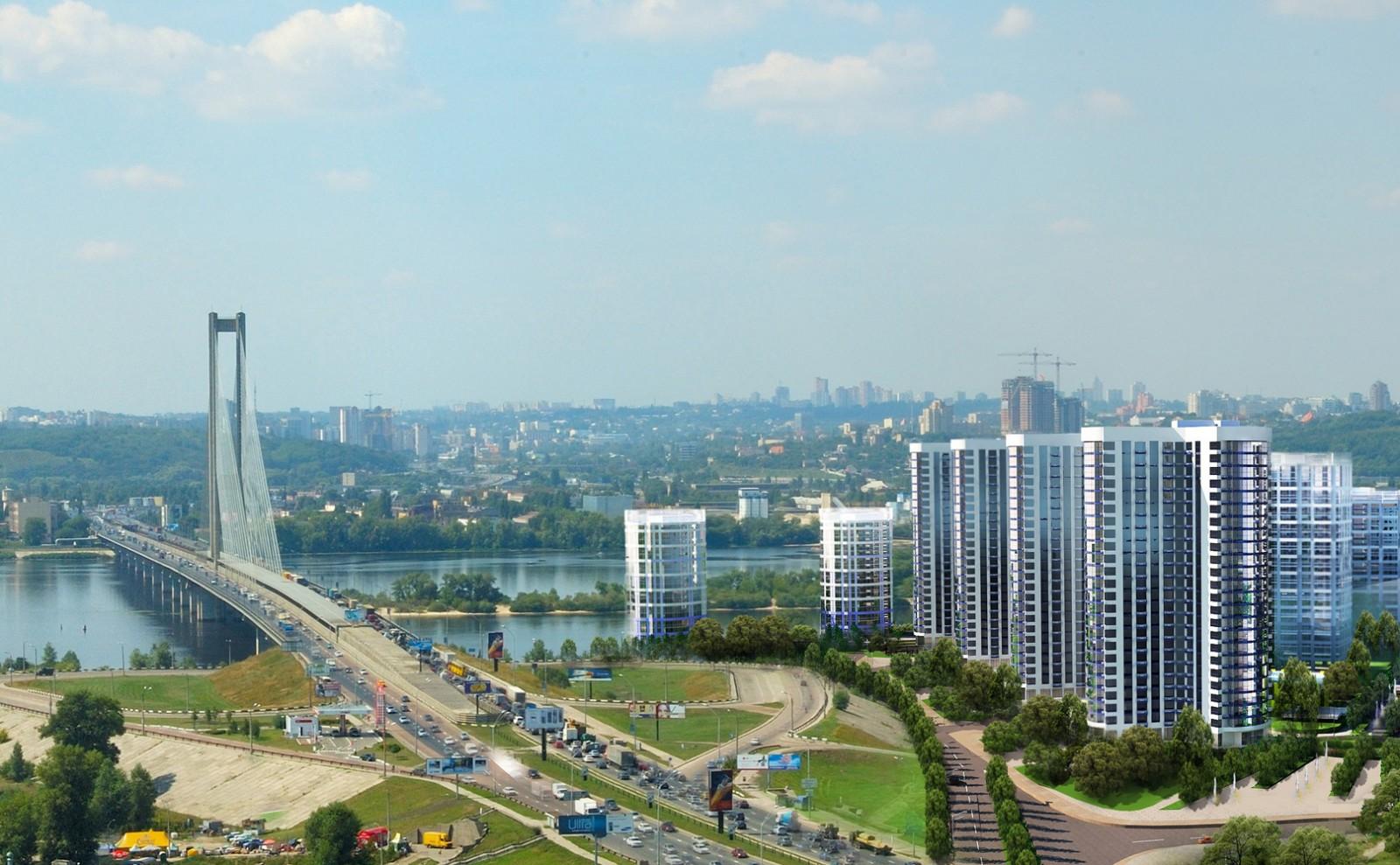 Жилой комплекс Заречный_панорама 3