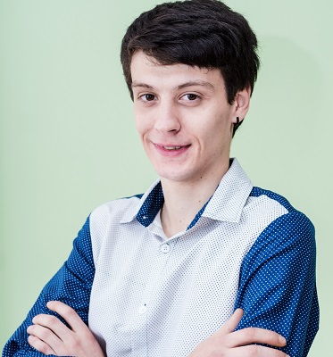 Титаренко Родион, лаборант Verum