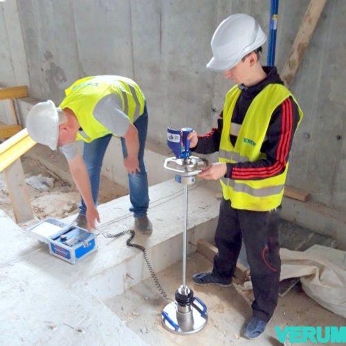 Динамический плотномер грунта. Европейские инновации в Украине