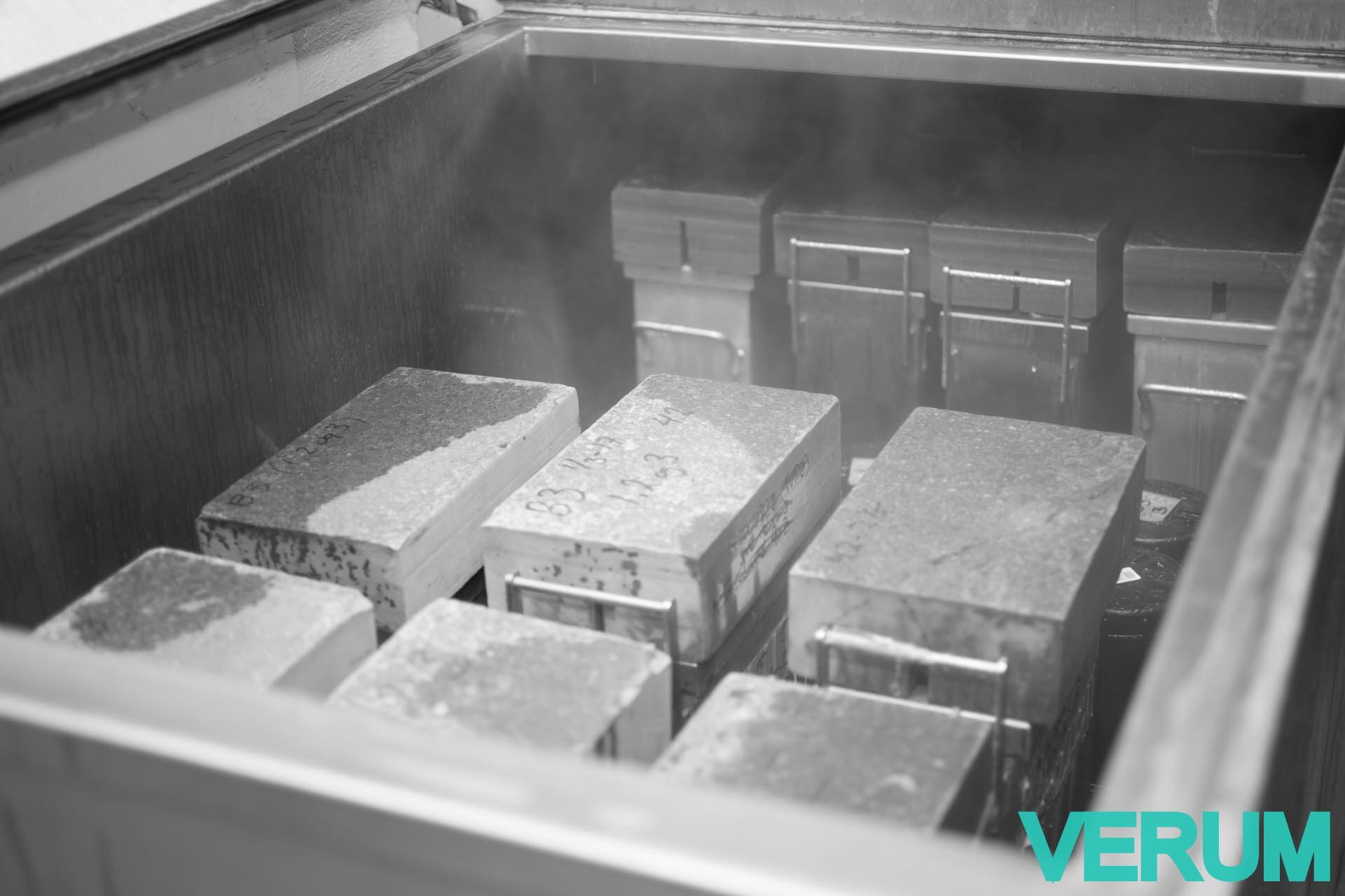 Морозостойкость материалов