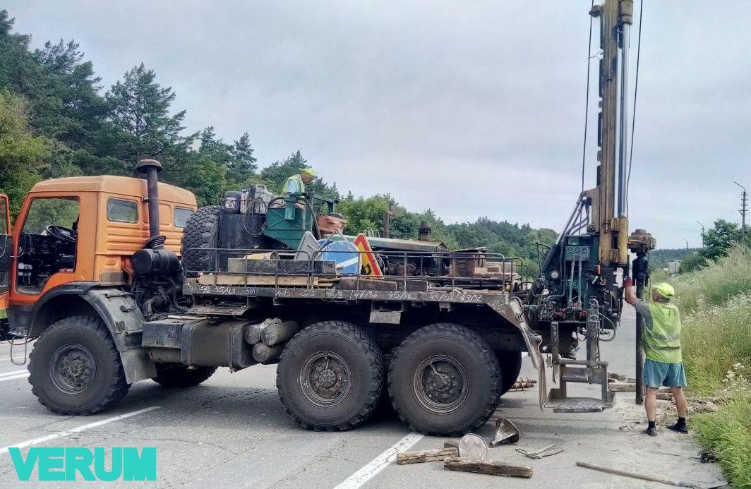 Инженерные изыскания для линейного строительства VERUM